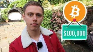 Not Selling ANY More Bitcoin Until It's Worth $100,000