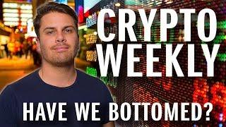 Has the Cryptocurrency Market Bottomed? And is India Reversing its Bitcoin Ban?