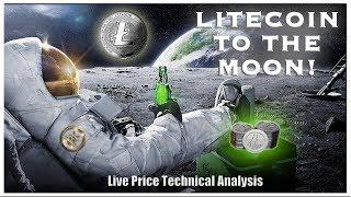 Litecoin Wallet $100 LTC Price Prediction!! ???????? Free Crypto Analysis & Cryptocurrency News