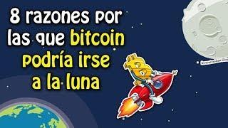 8 razones por las que bitcoin y las criptos podrían irse a la luna según Daxci