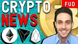 Crypto Bull Run Started? Ethereum To Overtake Bitcoin in 2018? Tron Virtual Machine