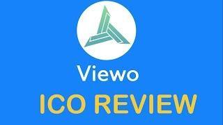 VIEWO ICO BOUNTY JUNE 2018 - ICO REVIEWS - VIDEO SHARING PLATFORM