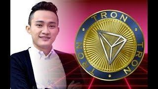 Tron News! Decentralization - Justin Sun Thinks TRX Network Beats Ethereum And Bitcoin