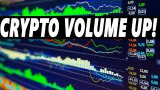 HUGE Cryptocurrency Bull Run Soon ? - Volume Picking up !