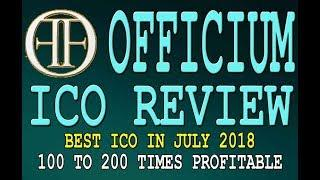 Officium Token ICO review   OFC token Review   Officium Coin Full Details in Hindi