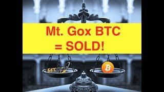 ALERT: Mt. Gox Bitcoin Sales are OVER?! (Bix Weir)