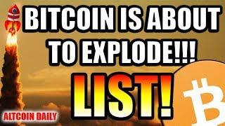 List Of Reasons Bitcoin Is About To EXPLODE!!! ???????????? [Cryptocurrency Motivation]