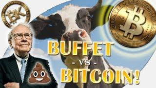 [5.10.2018] Buffett = Bull$h*t ???? Warren Buffet 2018 Bitcoin Prediction ???? Crypto News Live