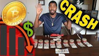 How Bitcoin will Crash 2018 Explained!
