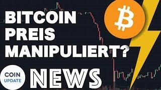 Bitcoin Preis manipuliert? TRON Airdrop, Institutionelle Anleger, Coinbase - Krypto News 25.05.2018