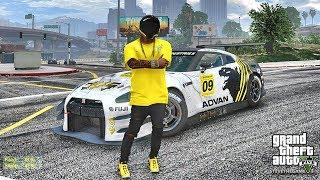 GTA 5 REAL LIFE MOD #477 BITCOIN BILLIONAIRE GTR !!! (GTA 5 REAL LIFE MODS)