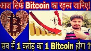 News 263-आखिर क्यों और कब तक Bitcoin जाएगा 1 करोड़? पहले Bitcoin का इतिहास जानिए! By रितेशPratapसिंह