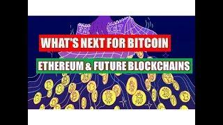 What's Next For Bitcoin & Ethereum & Future Blockchains --Interview with Stephan Tual