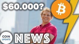 """Bitcoin auf 60.000 Dollar? Julian Hosp """"zuversichtlich""""   Sirin Labs, Opera - Krypto News 11.07.2018"""