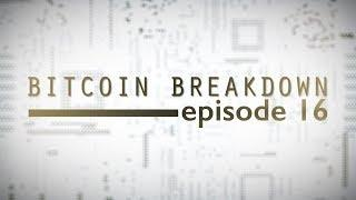 Cryptocurrency Alliance Bitcoin Breakdown | Episode 16 | Let's see if it HOLDS!
