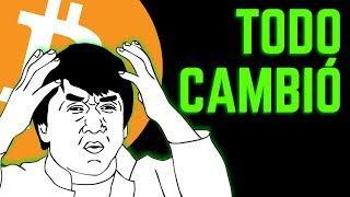 ???? ???? BITCOIN: TODO CAMBIO ⛔️ Análisis Bitcoin- Precio Bitcoin 19 Septiembre 2018