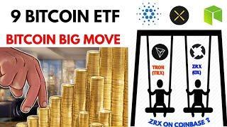 Bitcoin Ready for Big Move - ZRX on coinbase ? ????
