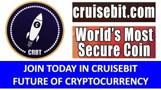 आगया CRUISEBIT    अगला BITCOIN और ETHEREUM    Join Now in CRBT Future of Cryptocurrency