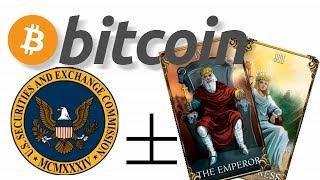 CryptoVues: SEC Bitcoin ETF  CFTC AND CBOE REGULATIONS Psychic Analysis