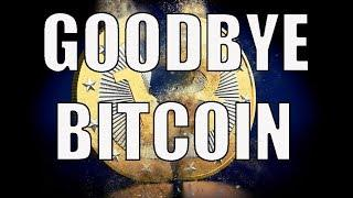 Is This The End For Bitcoin and the Cryptocurrency Market? Will Bitcoin Bounce Back?