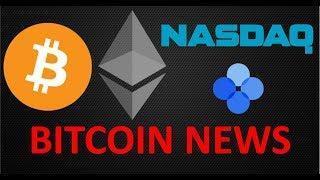 Bitcoin News: Ethereum, Bitcoin, Nasdaq Tool, OKex Founder arrested