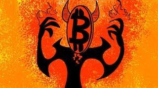 Buying in Bitcoin is an Investment in EVIL!