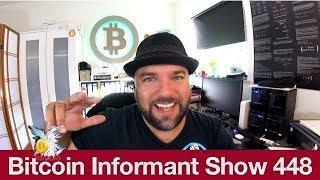 #448 Binance Crypto Fiat Exchange Singapur, Bitcoin Mining vs  Gold Mining & Bitcoin Preis 2019