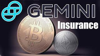 Gemini Offers Digital Assets Insurance - Insurance For Your Bitcoin, Ethereum, ZCash & soon Litecoin