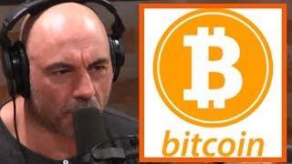 Joe Rogan - Bitcoin WILL Fail??