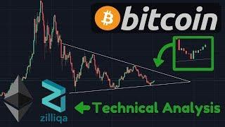 Bitcoin Is Moving!! Whales Moving In | Ethereum & Zilliqa Technical Analysis |Bitcoin Today]