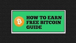 How to Earn Bitcoin with BTCPeek.com|Video Guide|Step by Step Instruction