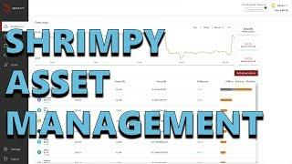 Shrimpy - A Versatile Cryptocurrency Asset Manager