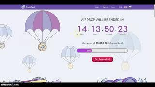 15,000 PHNX | 25.000 BNX | QDA Vote Airdrop | 20586 Crypto Soul Join Fast