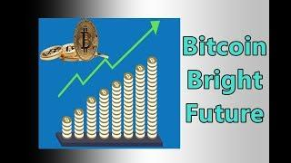 Bitcoin Bright Future || CNA सच ||