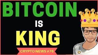 Bitcoin is King, Thailand Cinema to accept Crypto - Crypto News #76