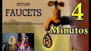 Ganhe Muito Bitcoin ( BTC ) A cada 4 Minutos Na Faucethub Faucet 2018