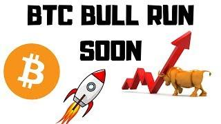 BITCOIN BULL RUN INCOMING? BTC Price Analysis - Price Prediction 2018