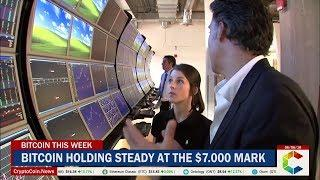 Bitcoin This Week: CEO of Ripple Claims Bitcoin's Influence Could Diminish, Bitcoin Prices And More