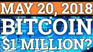 BITCOIN TO $1MILLION? CARDANO ADA THE BEST CRYPTOCURRENCY? BTC PRICE PREDICTION 2018, 2020 + NEWS