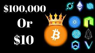 "Bitcoin to Hit $100,000 Or Crash, ""Ripple 1000x Better Than Bitcoin"", Crypto Memes"