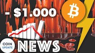 "Bitcoin Sell-Off in Indien | ""Wall Street wird BILLIONEN investieren"" - Krypto News 24.06.2018"