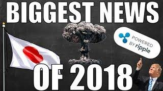 Something Really Big Just Happened To Ripple (XRP) & Cryptocurrency