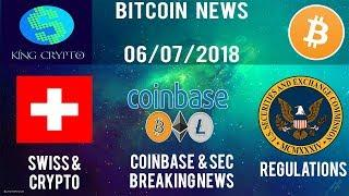 Bitcoin News: HUGE UPDATES With COINBASE & SEC