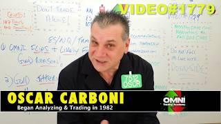 Oscar Carboni Says OMNI Flips To RED Stocks BitCoin & Gold, Up Beans 05/23/2018 #1779