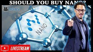 Is NANO the Best Blockchain Tech of 2018? ????Free Bitcoin Market Analysis & Crypto News Today