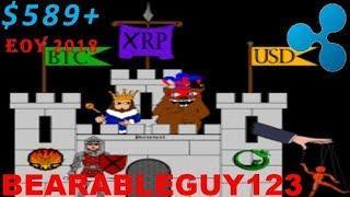 RIPPLE XRP - $589 EOY 2018 PREDICTION ft BEARABLEGUY123
