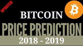 Bitcoin Price Prediction 2018 - 2019 | @ParabolicTrav