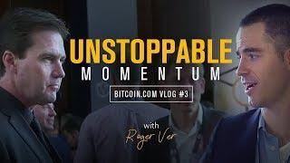 Bitcoin Cash: The World's Best Money  | Roger Ver Vlog 3 - CoinGeek 2018
