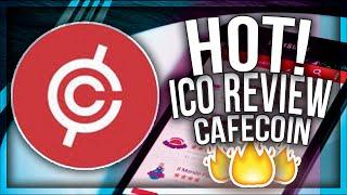 HOT ICO REVIEW: CAFECOIN | APLICACIÓN DE PAGOS BLOCKCHAIN