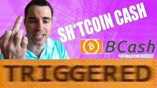 Bitcoin Cash is an ALTCOIN and Roger Ver is mentally unstable Crypto News (BCH)